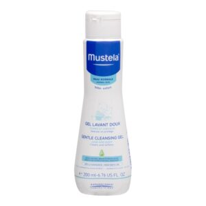 Mustela Bébé Gentle Cleansing Gel (Duššigeel, lastele, 200ml)