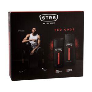 STR8 Red Code (Deodorant, meestele, 75ml) KOMPLEKT!