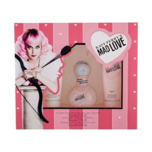 Katy Perry Katy Perry´s Mad Love (Parfüüm, naistele, 50ml) KOMPLEKT!