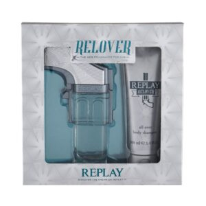 Replay Relover (Tualettvesi, meestele, 50ml) KOMPLEKT!
