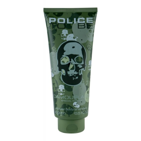 Police To Be Camouflage (Duššigeel, meestele, 400ml)