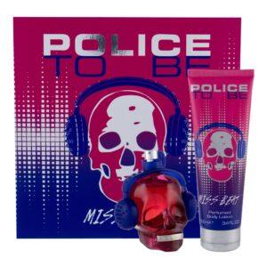 Police To Be Miss Beat (Parfüüm, naistele, 75ml) KOMPLEKT!