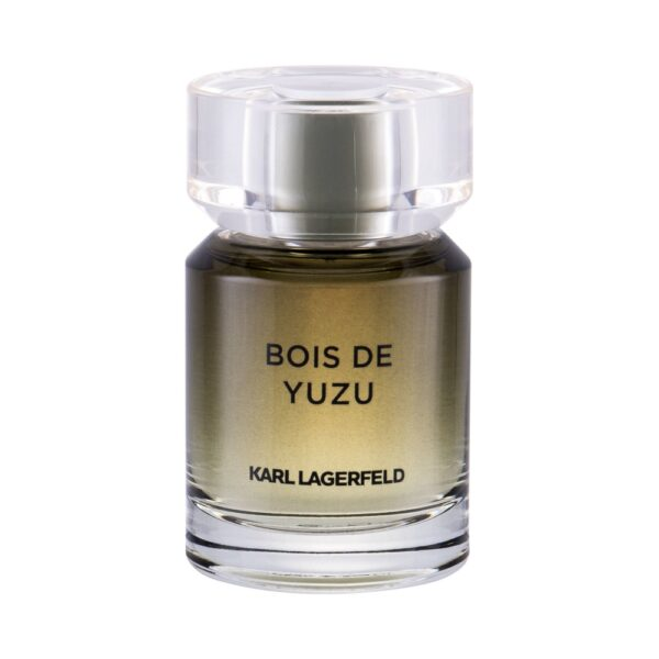 Karl Lagerfeld Les Parfums Matieres Bois de Yuzu (Tualettvesi, meestele, 50ml)