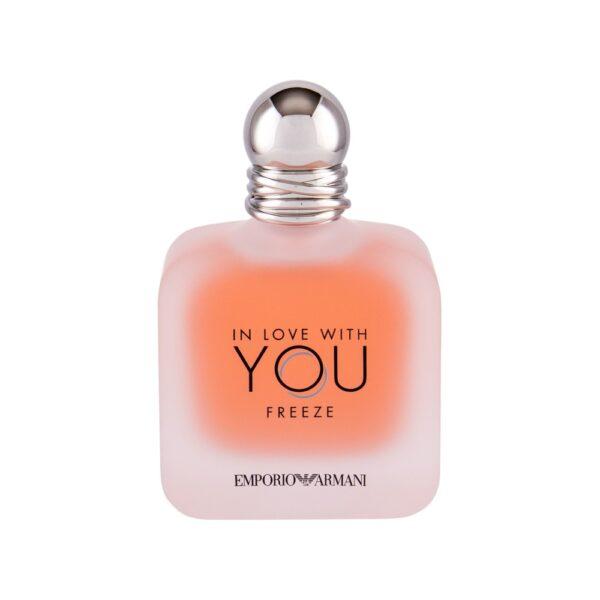 Giorgio Armani Emporio Armani In Love With You Freeze (Parfüüm, naistele, 100ml)
