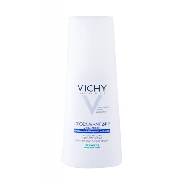 Vichy Deodorant Ultra-Fresh (Deodorant, naistele, 100ml)