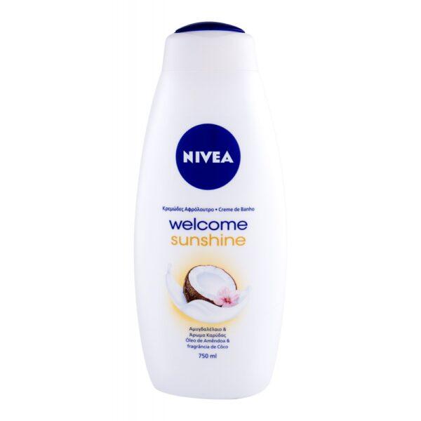 Nivea Welcome Sunshine (Duššigeel, naistele, 750ml)