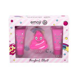 Emoji Fairyland Bloop (Parfüüm, lastele, 50ml) KOMPLEKT!