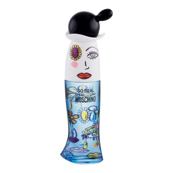 Moschino So Real Cheap and Chic (Tualettvesi, naistele, 30ml)