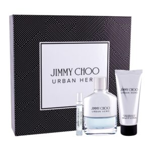 Jimmy Choo Urban Hero (Parfüüm, meestele, 100ml) KOMPLEKT!