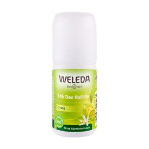 Weleda Citrus 24h Roll-On (Deodorant, naistele, 50ml)