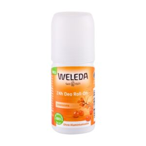 Weleda Sea Buckthorn 24h Roll-On (Deodorant, naistele, 50ml)