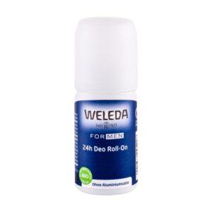 Weleda Men 24h Roll-On (Deodorant, meestele, 50ml)