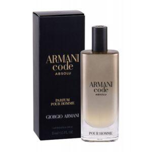 Giorgio Armani Code Absolu (Parfüüm, meestele, 15ml)