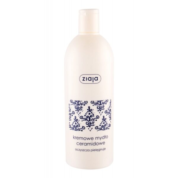 Ziaja Ceramide Creamy Shower Soap (Duššigeel, naistele, 500ml)