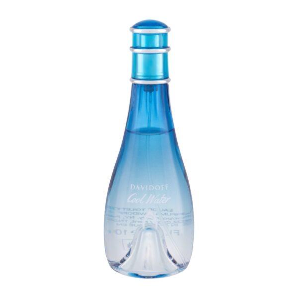 Davidoff Cool Water Mera (Tualettvesi, naistele, 100ml)
