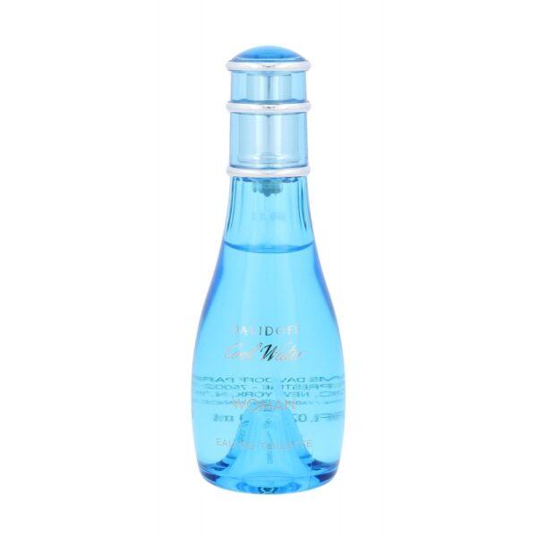 Davidoff Cool Water (Tualettvesi, naistele, 50ml)