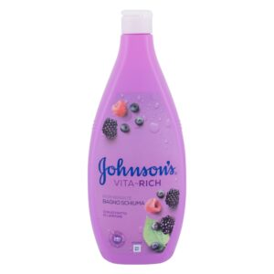 Johnson´s Vita-Rich Raspberry (Duššigeel, naistele, 750ml)