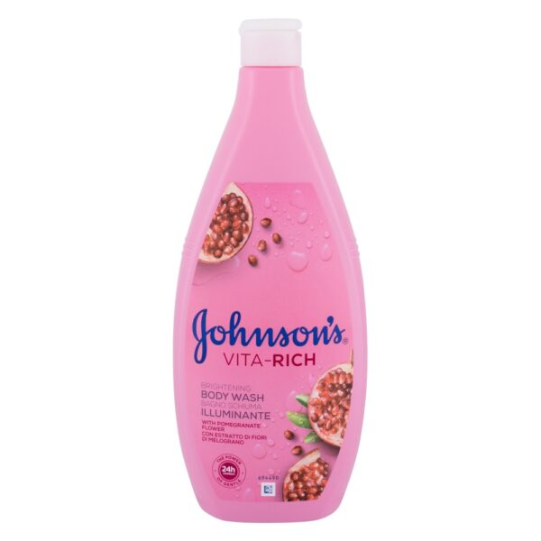 Johnson´s Vita-Rich Pomegranate Flower (Duššigeel, naistele, 750ml)