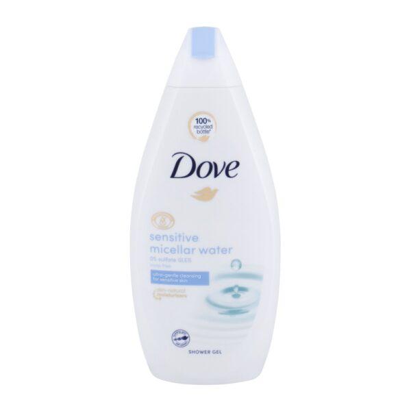 Dove Micellar Water (Duššigeel, naistele, 500ml)