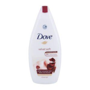 Dove Velvet Soft (Duššigeel, naistele, 500ml)