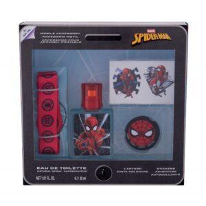 Marvel Spiderman (Tualettvesi, lastele, 30ml) KOMPLEKT!
