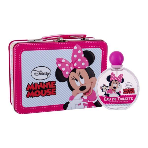 Disney Minnie Mouse (Tualettvesi, lastele, 100ml) KOMPLEKT!