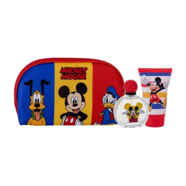 Disney Mickey Mouse (Tualettvesi, lastele, 50ml) KOMPLEKT!