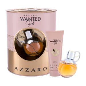 Azzaro Wanted Girl (Parfüüm, naistele, 50ml) KOMPLEKT!