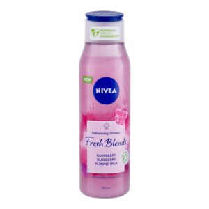 Nivea Fresh Blends Raspberry (Duššigeel, naistele, 300ml)
