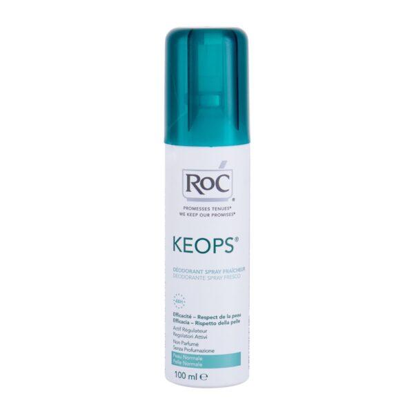 RoC Keops Fresh (Deodorant, naistele, 100ml)