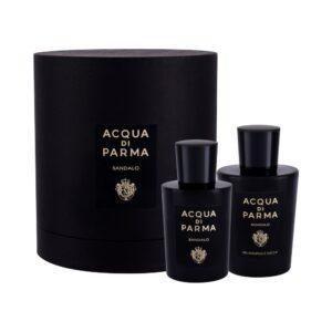Acqua di Parma Sandalo (Parfüüm, unisex, 100ml) KOMPLEKT!