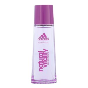 Adidas Natural Vitality For Women (Tualettvesi, naistele, 50ml)