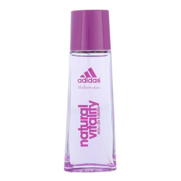 Adidas Natural Vitality For Women (Tualettvesi, naistele, 50ml)