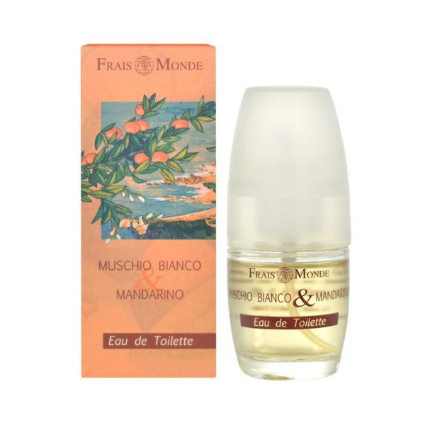 Frais Monde White Musk And Mandarin Orange (Tualettvesi, naistele, 30ml)