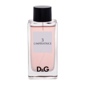 Dolce&Gabbana D&G Anthology L´imperatrice 3 (Tualettvesi, naistele, 100ml)