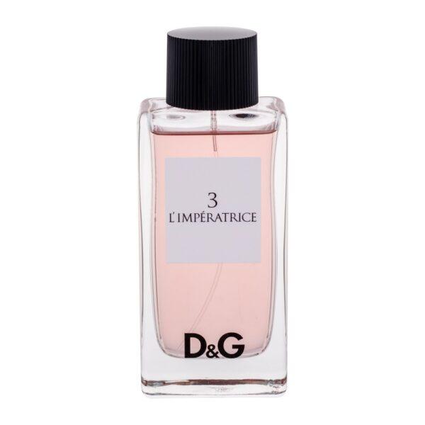 Dolce&Gabbana D&G Anthology L´imperatrice 3 (Tualettvesi, naistele, 100ml)