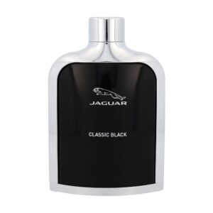 Jaguar Classic Black (Tualettvesi, meestele, 100ml)