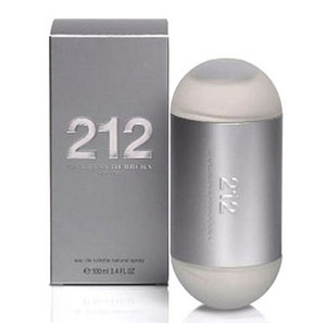 212 (Tualettvesi naistele, 60ml)