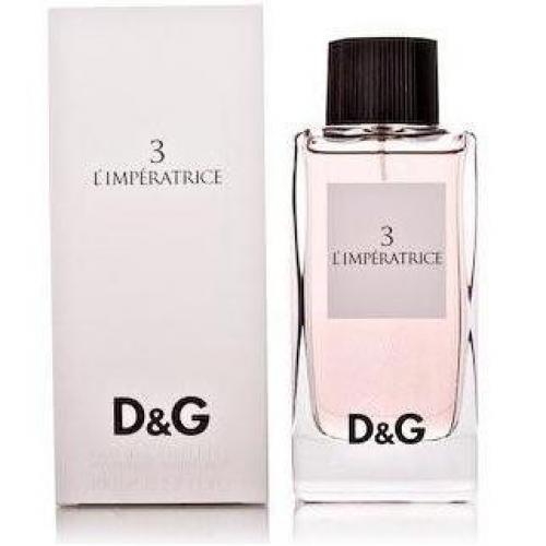 Dolce & Gabbana L´imperatrice 3 (Tualettvesi naistele, 50ml)