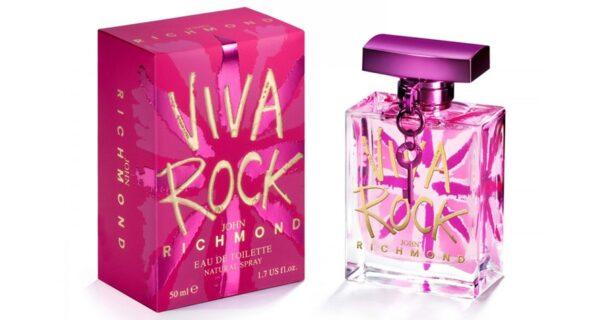 John Richmond Viva Rock (Tualettvesi naistele, 30ml)