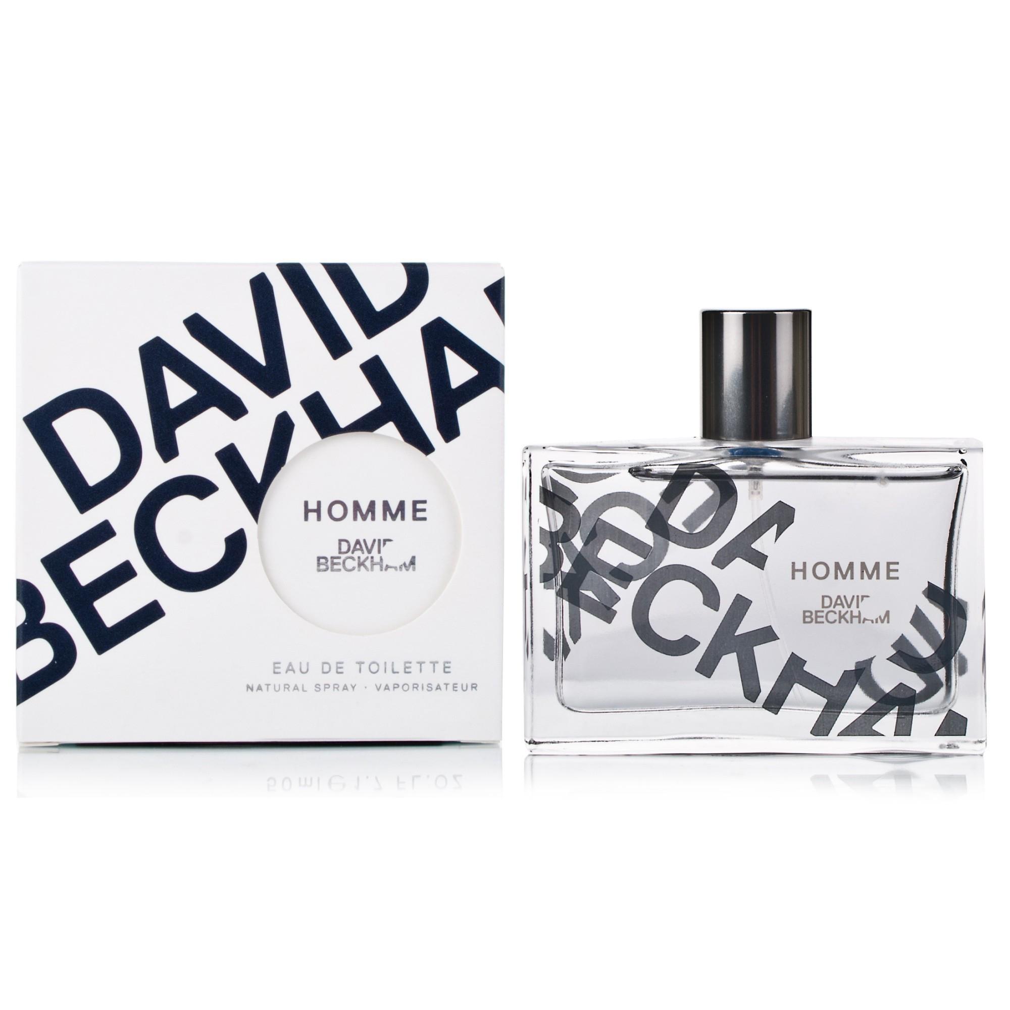 David Beckham Homme (Tualettvesi meestele, 30ml)