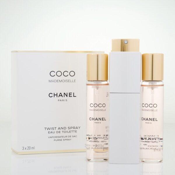 Chanel Coco Mademoiselle (Tualettvesi naistele, 3x20ml)