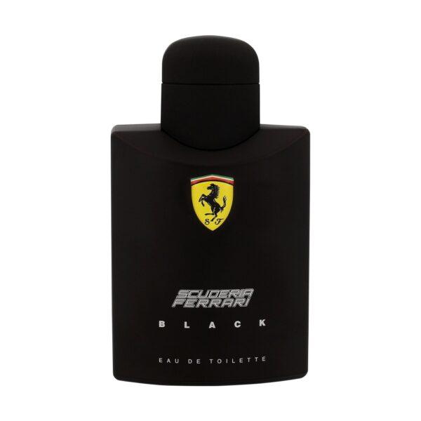 Ferrari Scuderia Ferrari Black (Tualettvesi, meestele, 125ml)