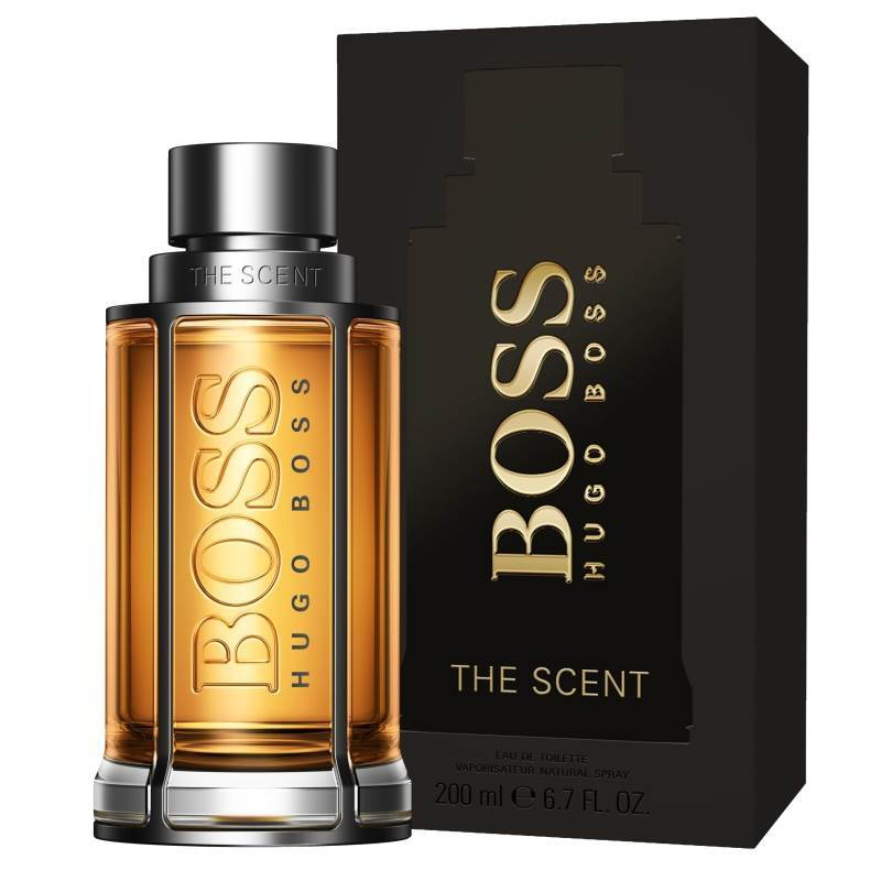 Hugo Boss The Scent  (Tualettvesi meestele, 200ml)