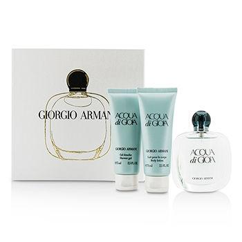 Giorgio Armani Acqua di Gioia (Parfüüm Naistele, 100ml) Komplekt!