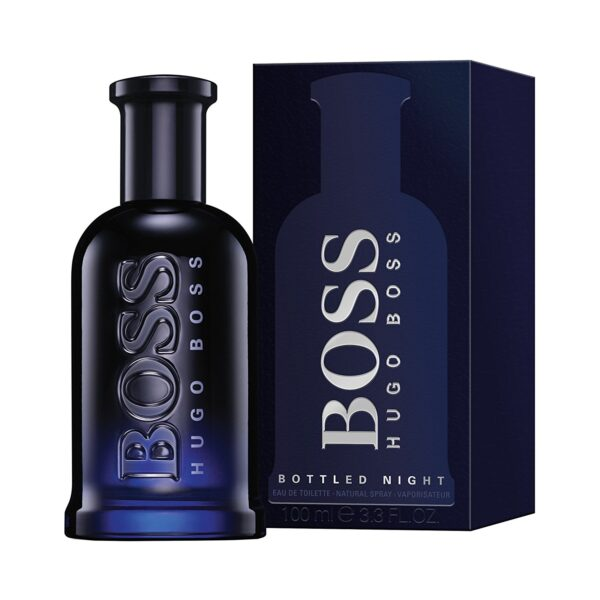 Hugo Boss No.6 / Bottled Night (Tualettvesi meestele, 100ml)