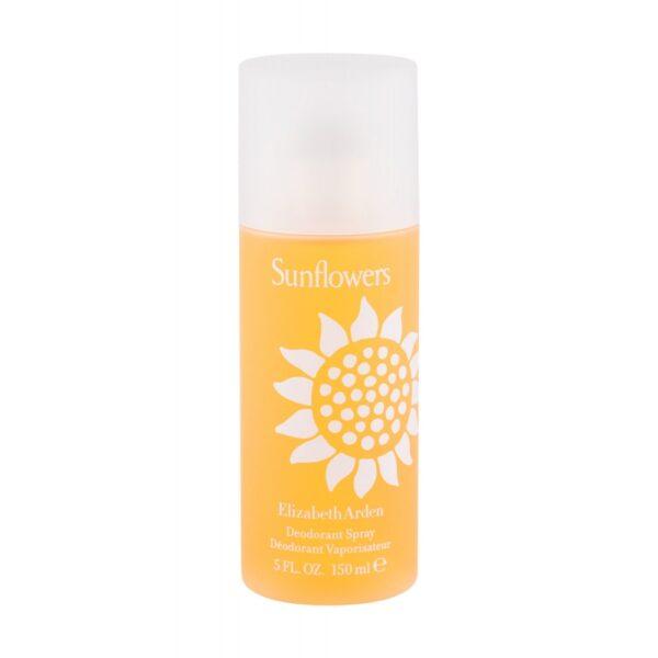 Elizabeth Arden Sunflowers (Deodorant, naistele, 150ml)