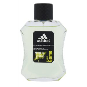 Adidas Pure Game (Tualettvesi, meestele, 100ml)
