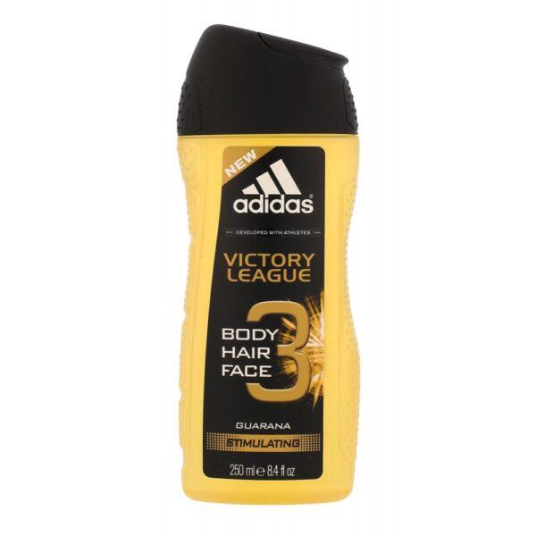 Adidas Victory League 3in1 (Duššigeel, meestele, 250ml)