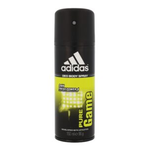 Adidas Pure Game 24H (Deodorant, meestele, 150ml)